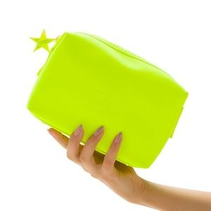 🚫HOLD🚫Jeffree Star Neon Chartreuse Velour Bag